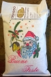 1kg - 2.2lb Carnaroli rice Christmas cotton package