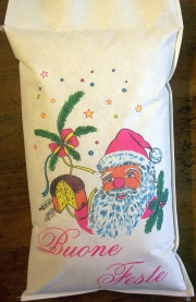 5kg - 11lb Carnaroli rice Christmas cotton package