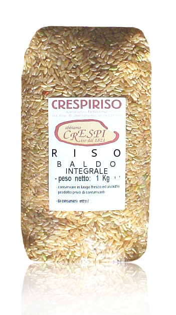 Brown Rice (partly milled rice  www.crespiriso.com e412090c2ef